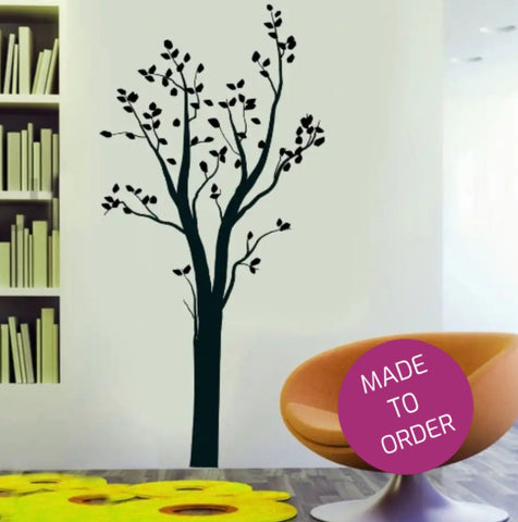 Tall Tree Wall Sticker