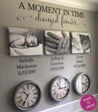 Moment In Time Wall Sticker