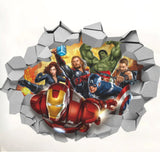 Avengers 3 Wall Sticker