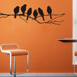 Birds on a Branch Wall Sticker 2