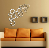 Circles Wall Sticker