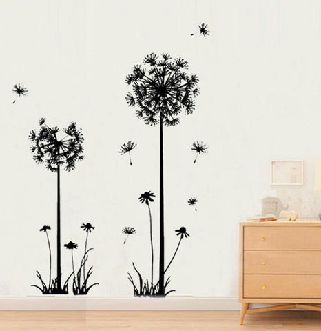 Dandelions Wall Sticker