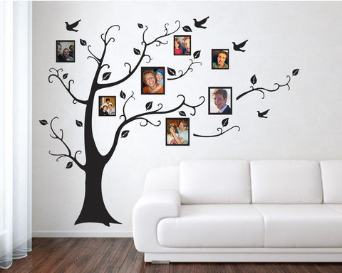 Family Photo Frame Tree