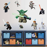 Lego Star Wars Wall Sticker
