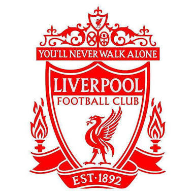Liverpool Wall Sticker