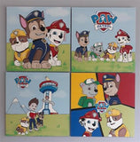 Paw Patrol Canvas Set