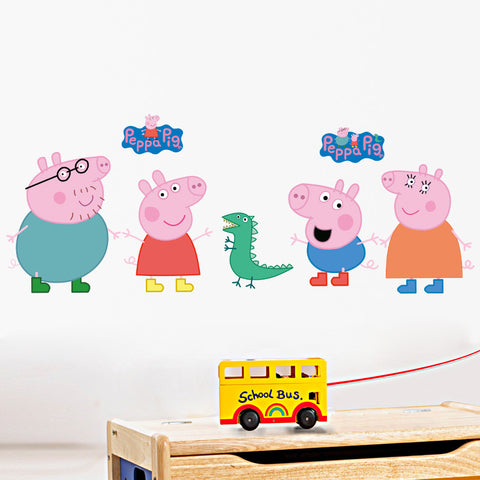 Peppa Pig Wall Sticker