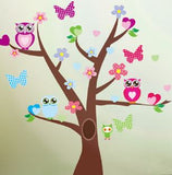 Pretty Owl Tree