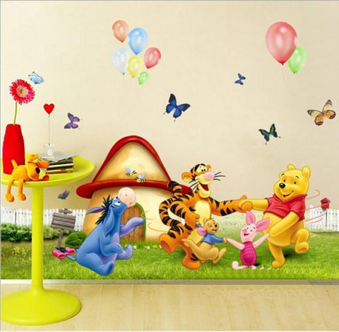 Winnie the Pooh and Friends Big Scene