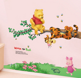 Winnie the Pooh Morning Wall Sticker