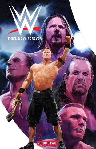 WWE Then. Now. Forever vol. 2 TPB