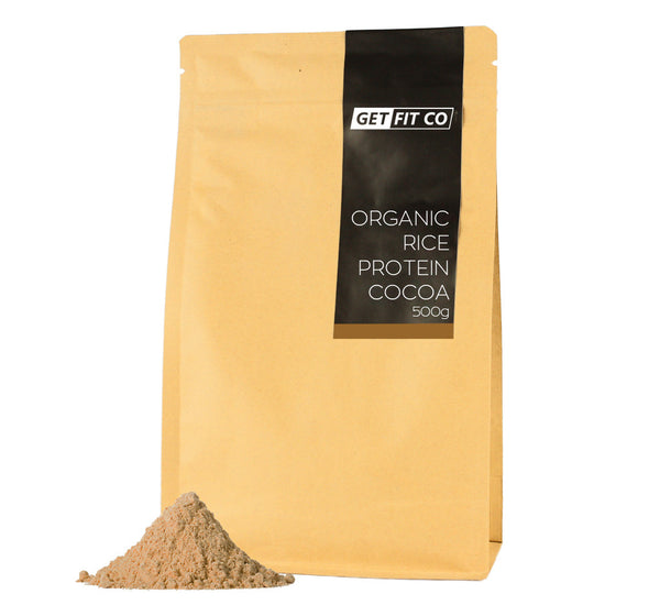 Natural Organic Rice Protein (80%)