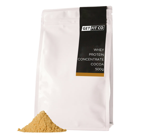 NEW: Natural Whey Protein Concentrate (AUS)