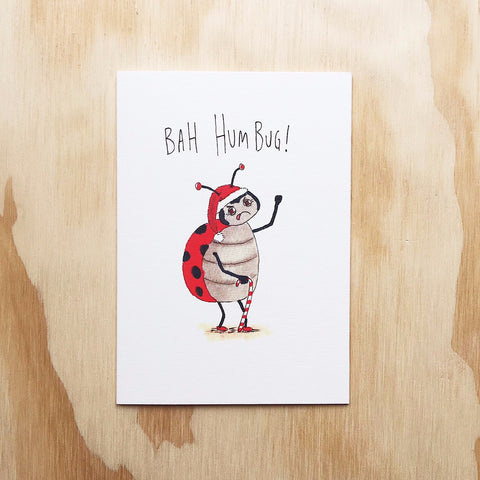 Bah HumBug - Well Drawn