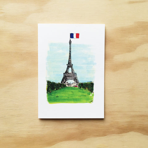 From Paris With Love - Well Drawn