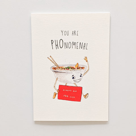 You Are Phonomenal