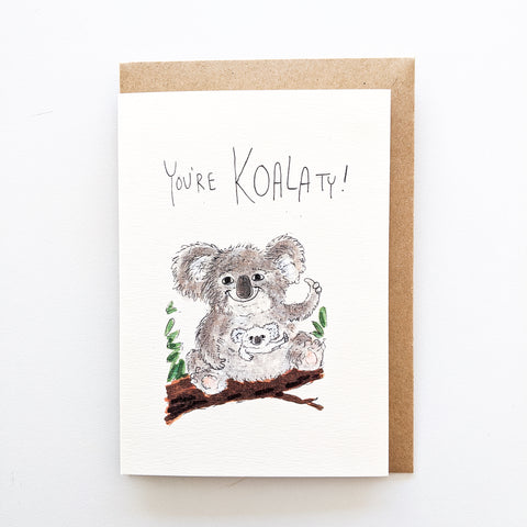 You're Koalaty