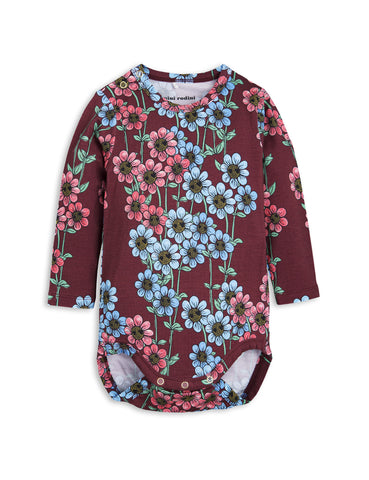 Body / Mini Rodini / Blomster