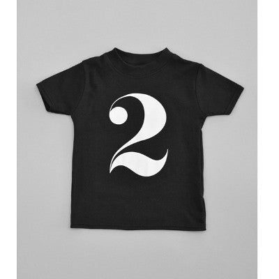 "T-shirt / ""2"" / Nor-Folk."