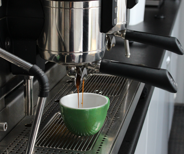 Shutting Down Your Espresso Machine