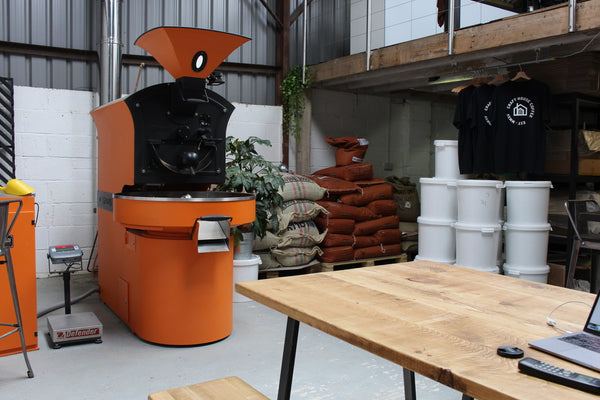 Craft House Coffee Roastery Open Day