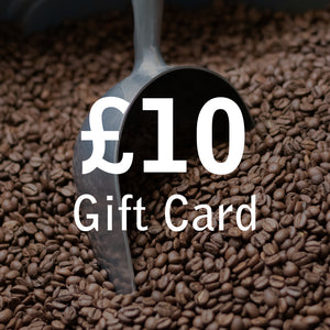 Gift Cards - Craft House Speciality Coffee Roasters