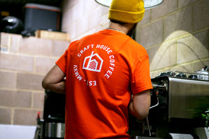 Work Wear T-shirt - Craft House Speciality Coffee Roasters