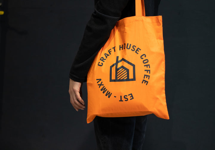 Tote Bags - Craft House Coffee