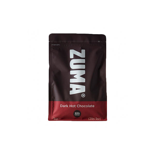 Zuma Dark Hot Chocolate - Craft House Speciality Coffee Roasters