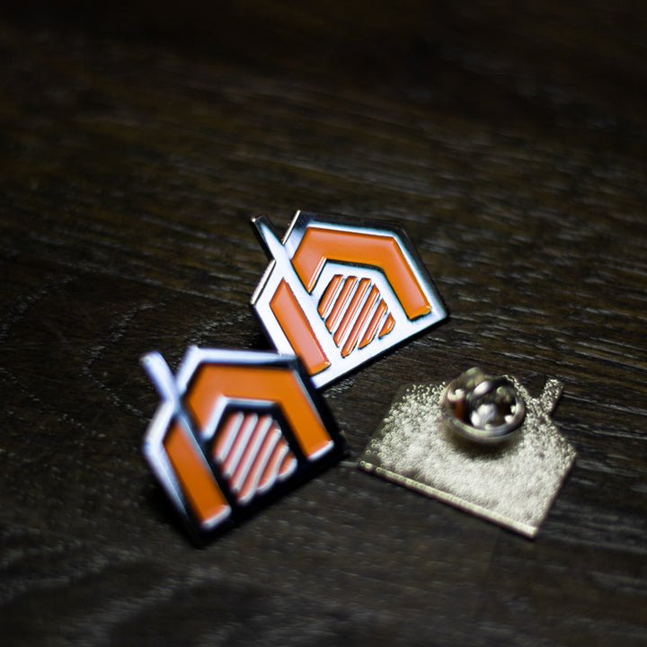 """House"" Pins - Craft House Coffee"