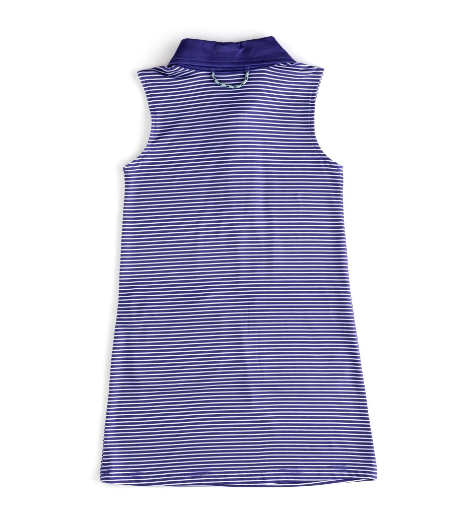 Gameday Dress/Purple/White Logo - Prodoh Ecommerce