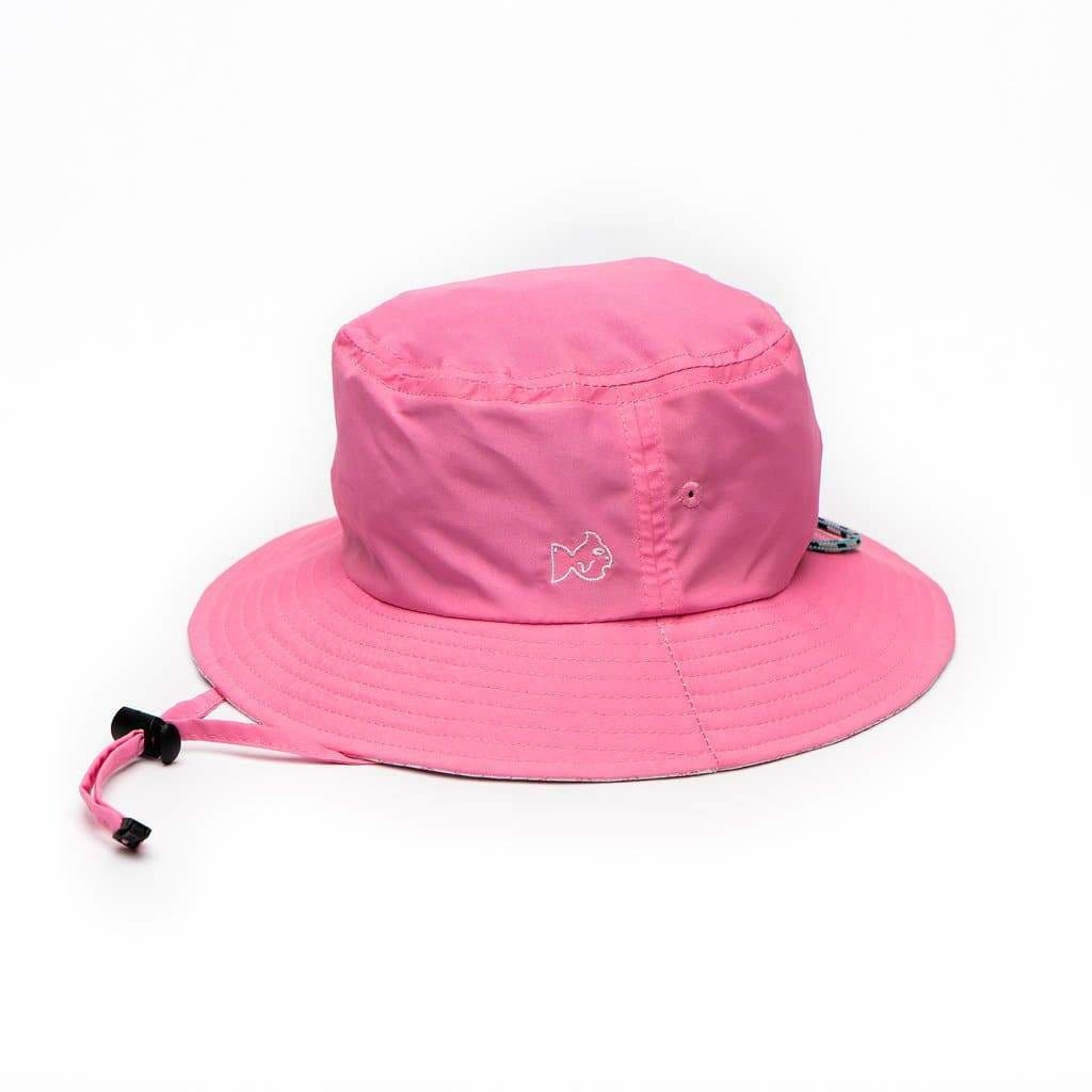 Performance Bucket Hat in Begonia Pink - Prodoh Ecommerce
