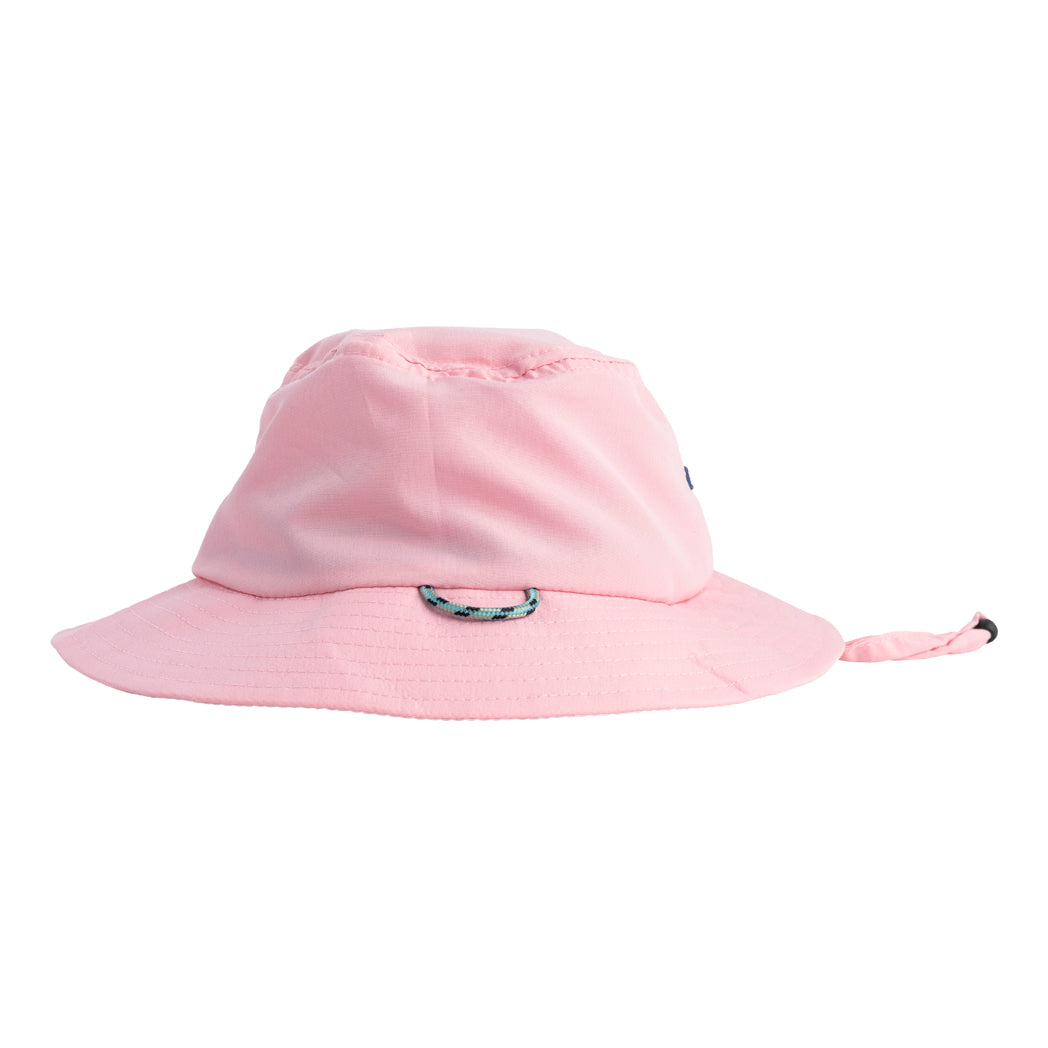 Performance Bucket Hat in Rose Shadow