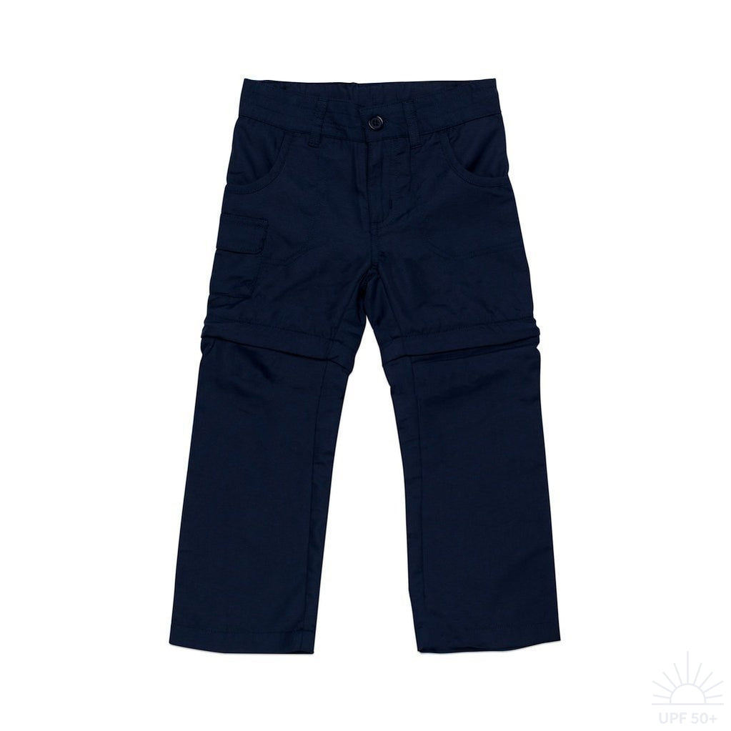 Zip-off Pants in Navy - Prodoh Ecommerce