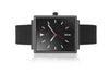 NEW! ROYAL 38 MM - Black (silicon strap)