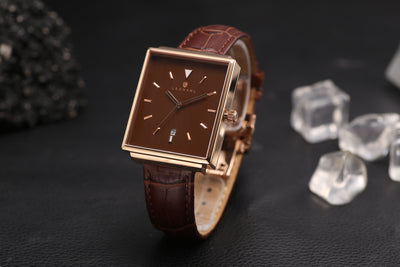 NEW! ROYAL 38 MM - ROSE GOLD - 6