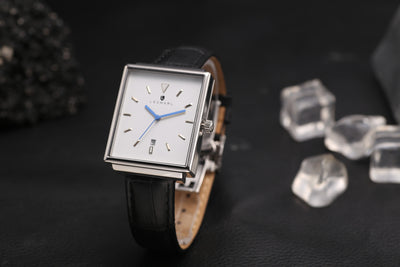 NEW! ROYAL 38 MM - SILVER- 6