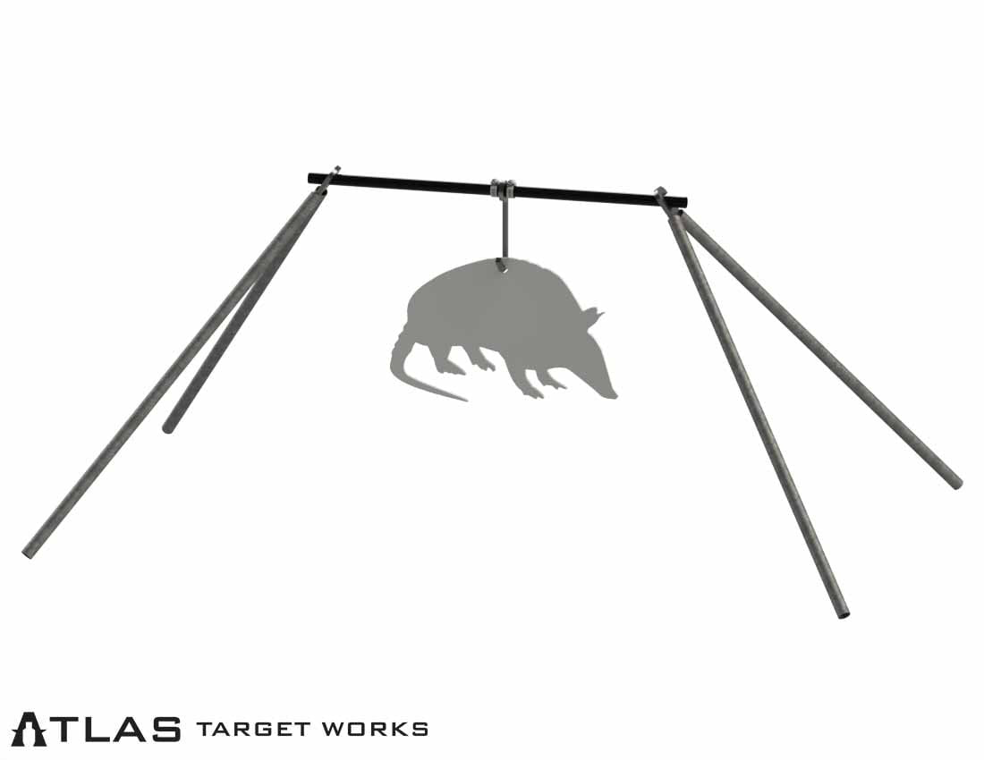 AR500 Armadillo Target Cover Image