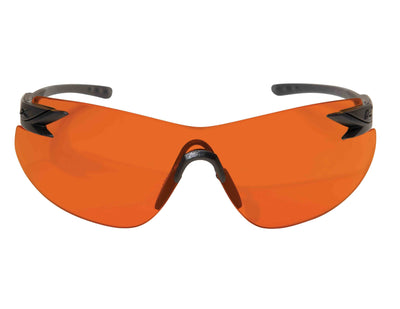 Edge Eyewear Notch tiger's eye front view