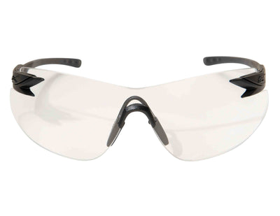Edge Eyewear Notch Clear front view