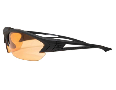 Edge Eyewear Acid Gambit Tiger's Eye Side View
