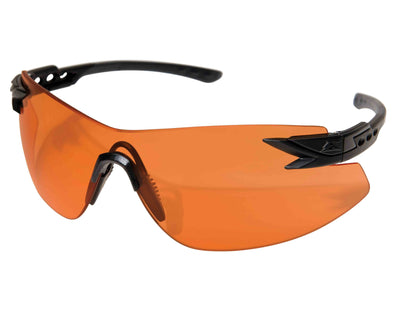 Edge Eyewear Notch tiger's eye corner view
