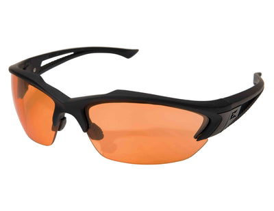 Edge Eyewear Acid Gambit Tiger's Eye Corner View