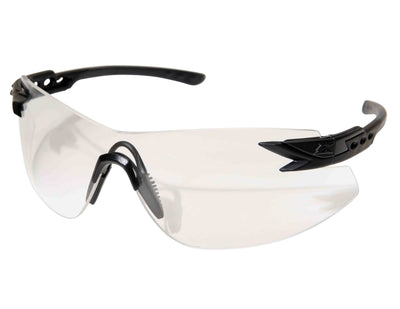 Edge Eyewear Notch Clear corner view