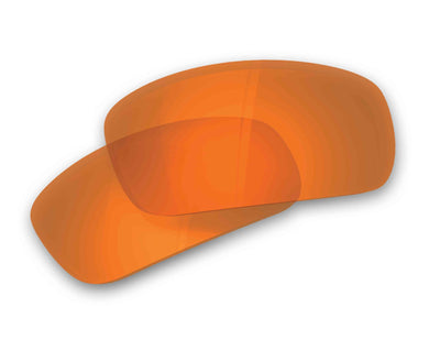 Edge Eywear Acid Gambit Tiger's Eye Replacement Lenses