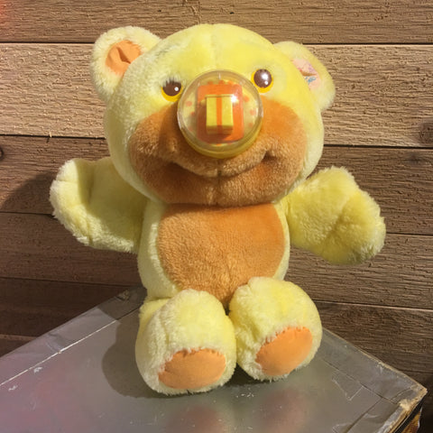 Vintage Nosy Bear Plush