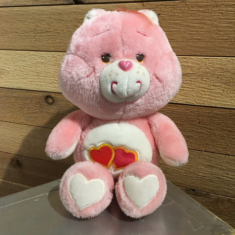 "Vintage ""Love-A-Lot"" Care Bear"