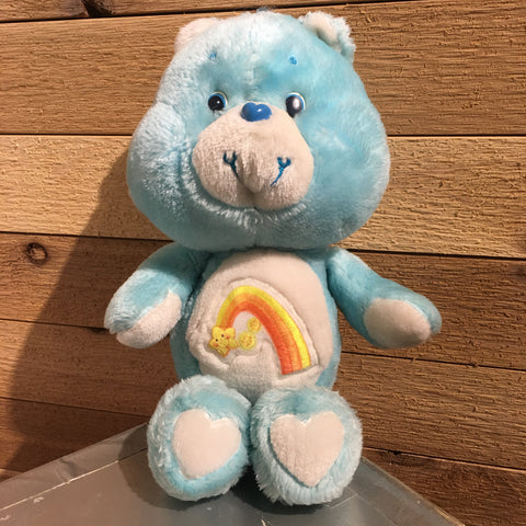"Vintage ""Wish Bear"" Care Bear"