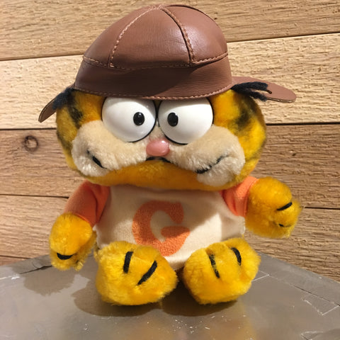 Vintage Garfield Plush
