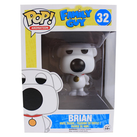 "Family Guy ""Brian"" Vinyl Pop!"